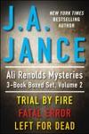 JA Jances Ali Reynolds Mysteries 3-Book Boxed Set Volume 2