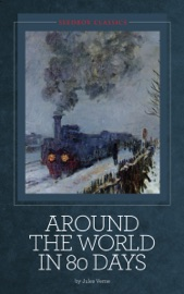 Around the World in 80 Days - Jules Verne Book