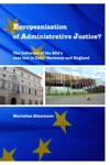 Europeanisation Of Administrative Justice