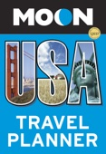 Moon USA Travel Planner - Avalon Travel Cover Art