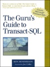 The Gurus Guide To Transact-SQL