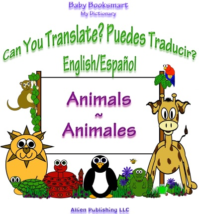 Can You Translate Puedes Traducir AnimalsAnimales