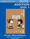 Addition Level 1 Pictures Words  Review