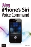 Using IPhones Siri Voice Command