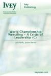 World Championship Wrestling - A Crisis Of Leadership C