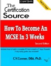 How To Become An MCSE In 3 Weeks