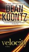 Velocity - Dean Koontz Cover Art