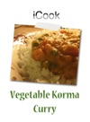 ICook Vegetable Korma Curry Enhanced Version