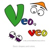 Veo Veo Basic Shapes And Colors