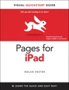Pages For IPad Visual QuickStart Guide