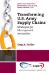 Transforming US Army Supply Chains