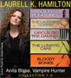 Anita Blake Vampire Hunter Collection 1-5