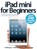 iPad mini for Beginners - Imagine Publishing Cover Art