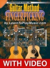Fingerpicking Guitar Method Lessons - Progressive With Video