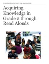 Acquiring Knowledge In Grade 2 Through Read Alouds
