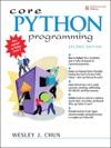 Core Python Programming 2e
