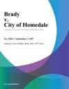Brady V City Of Homedale