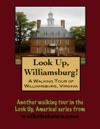 A Walking Tour Of Williamsburg Virginia