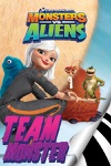 Monsters Vs Aliens Team Monster