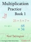 Multiplication Practice Book 1 Grades 4-5