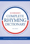 Schirmers Complete Rhyming Dictionary