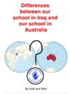 Differences Between Our School In Iraq And Our School In Australia English Arabic