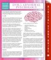 DSM-5 Abnormal Psychology Speedy Study Guides