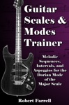 Guitar Scales And Modes Trainer Melodic Sequences Intervals And Arpeggios For The Dorian Mode Of The Major Scale