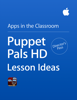 Apple Education - Puppet Pals HD Director's Pass Lesson Ideas artwork