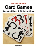 Maths Games: Card Games for Addition & Subtraction
