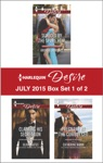Harlequin Desire July 2015 - Box Set 1 Of 2