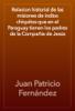 Juan Patricio Fernández - Relación historial de las misiones de indios chiquitos que en el Paraguay tienen los padres de la Compañía de Jesús artwork