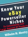Know Your EBay Powerseller Niches