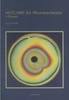 MATLAB For Photomechanics - A Primer