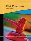 Black Letter Outline On Civil Procedure 10th