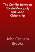 John Graham Brooks - The Conflict between Private Monopoly and Good Citizenship artwork