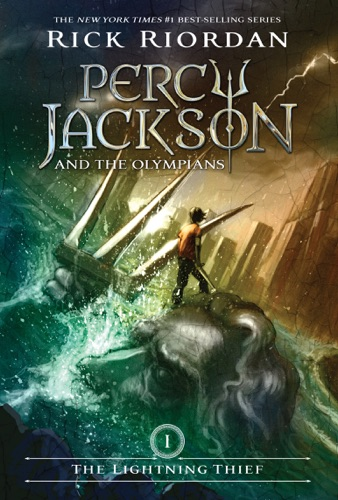 The Lightning Thief Percy Jackson and the Olympians Book 1