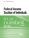 McNulty And Lathropes Federal Income Taxation Of Individuals In A Nutshell 8th