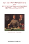 Usa History And Concepts Or Understanding Accounting History And Concepts