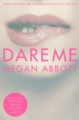 Megan Abbott - Dare Me artwork