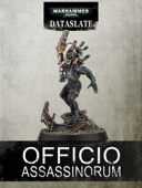 Dataslate - Officio Assassinorum