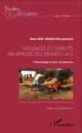 Violences Et Conflits En Afrique Des Grands Lacs