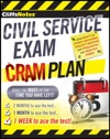 CliffsNotes Civil Service Exam Cram Plan