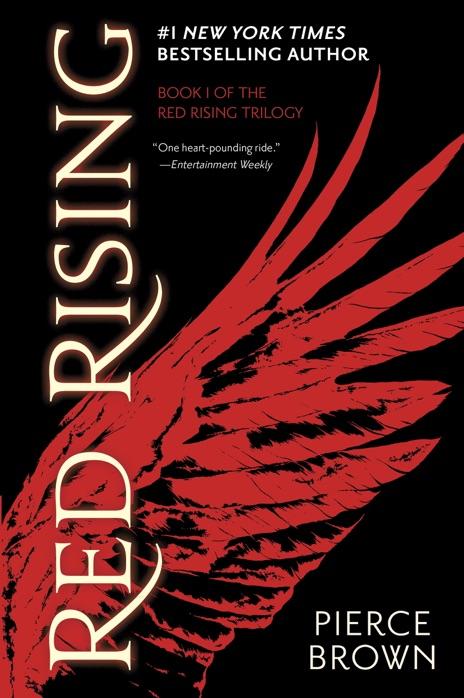 Red Rising Pierce Brown Book