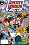 Justice League Europe 1989- 15