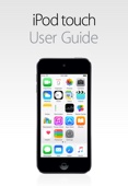 Apple Inc. - iPod touch User Guide for iOS 8.4 artwork