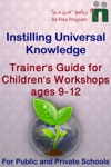Trainers Guide For Childrens Workshops Ages 9-12 Years Old