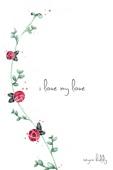 I Love My Love - Reyna Biddy Cover Art