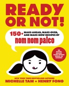 Ready or Not! - Michelle Tam Cover Art