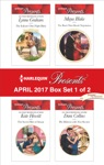 Harlequin Presents April 2017 - Box Set 1 Of 2